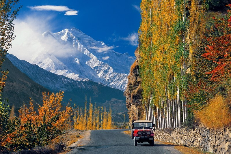 Amazing Hunza & Fairy Meadows Holiday Travel and Tour Package