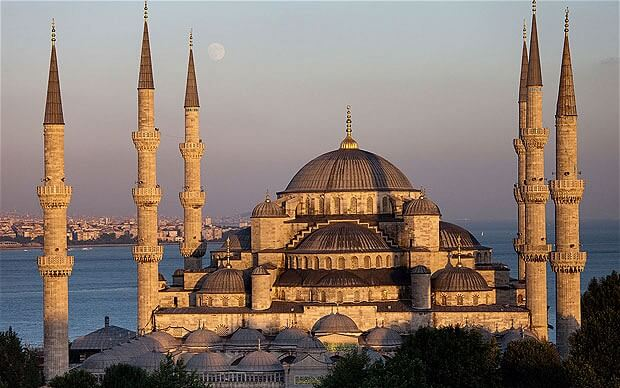 Lovely Turkey 6 Days Group Holiday Travel and Tour Package