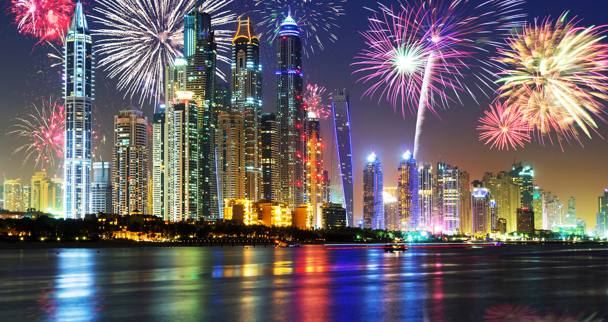3 Star Dubai New Year Holiday Travel & Tour Package