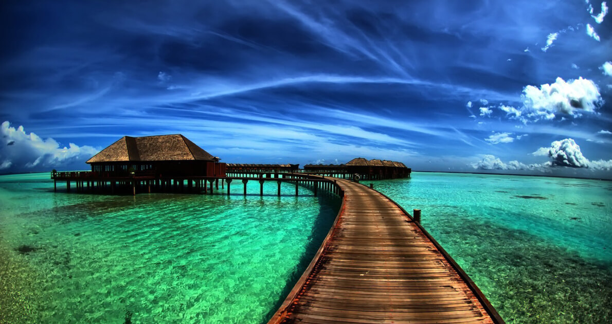 3 Star Maldives New Year Holiday Travel & Tour Package
