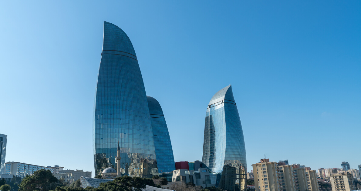 4 Star Baku Group Holiday Travel & Tour Package
