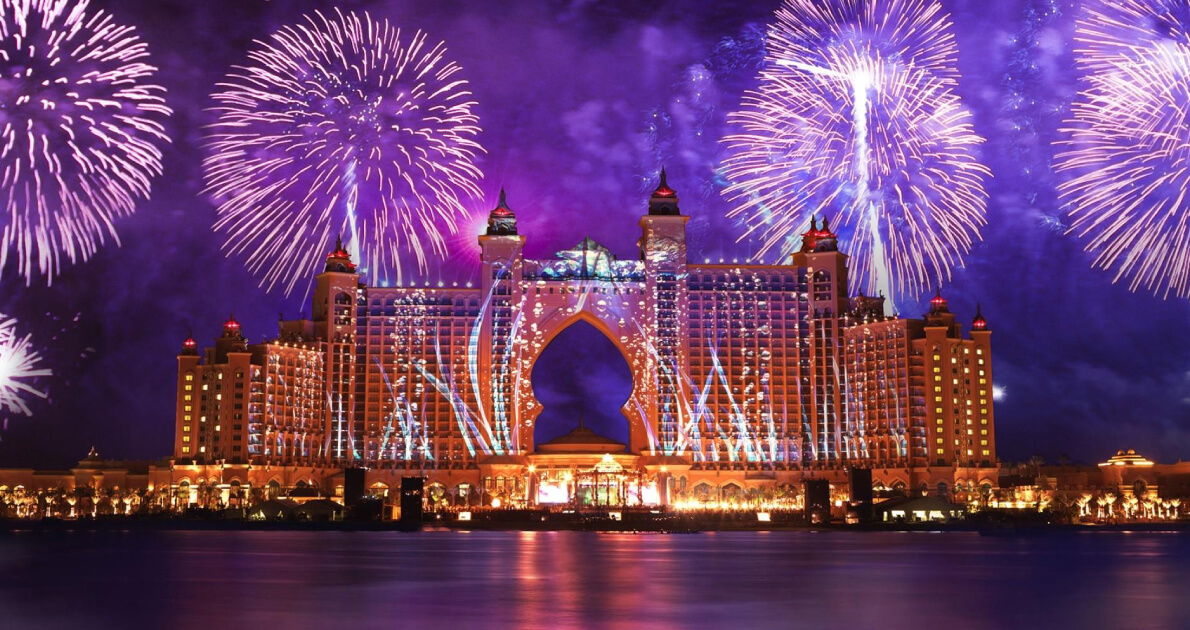 4 Star Dubai New Year Holiday Travel & Tour Package