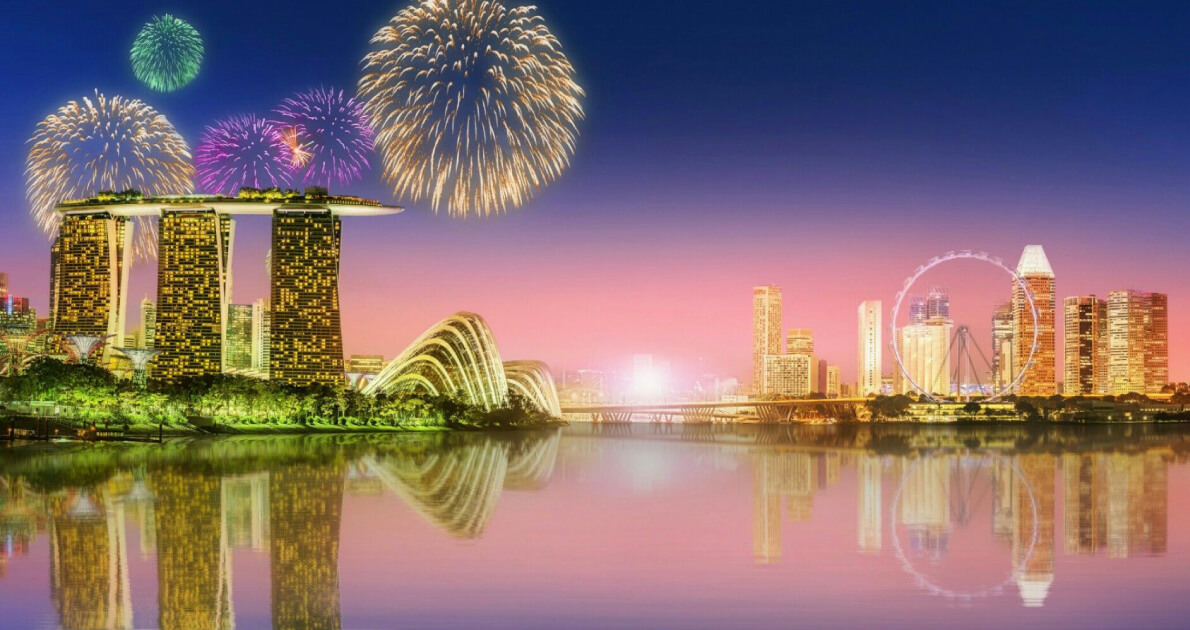 4 Star Singapore New Year Holiday Travel & Tour Package