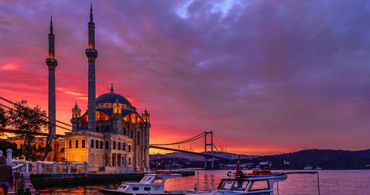 4 Star Turkey New Year Holiday Travel & Tour Package