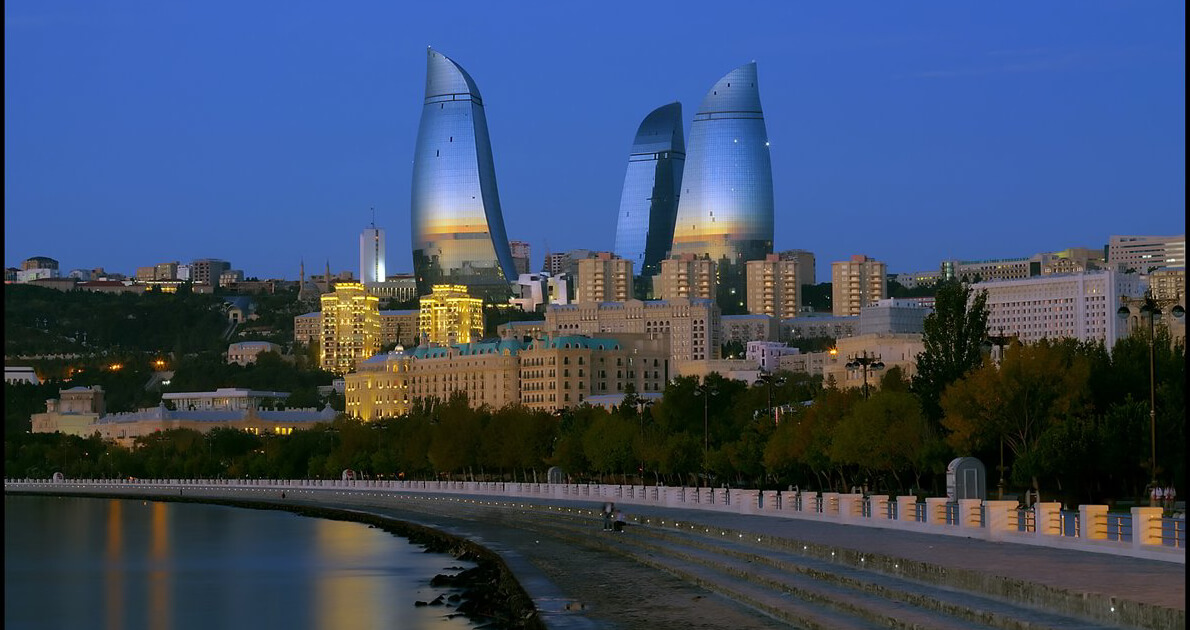 Baku Group Holiday Travel and Tour Package