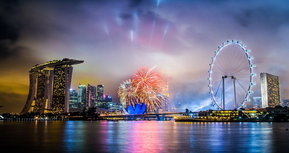 5 Star Singapore New Year Holiday Travel & Tour Package
