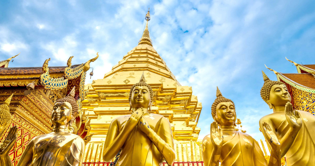 7 Days Thailand (Bangkok+Chiang Mai) Holiday Travel and Tour Package