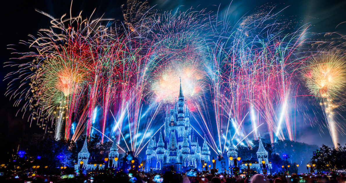 New Year's Eve Party At Disneyland Paris Holiday Travel and Tour Package
