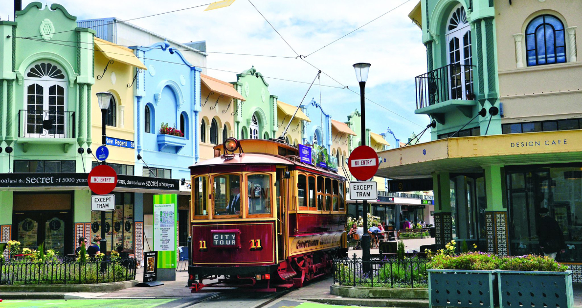 05 Days Christchurch Holiday Travel and Tour Package
