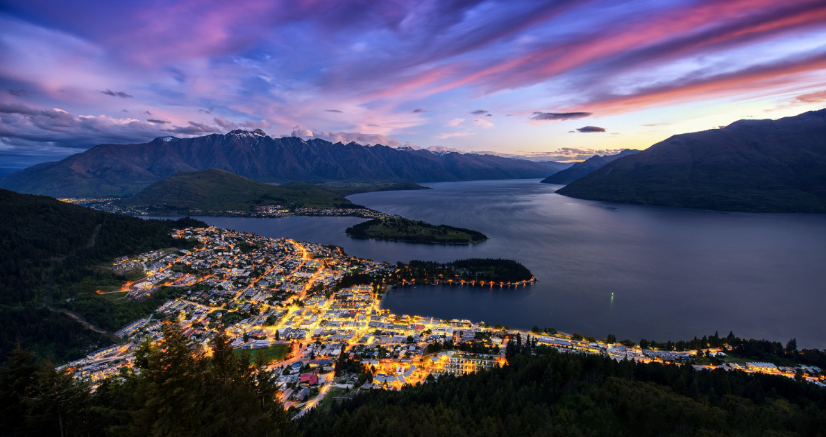 05 Days Queenstown Holiday Travel and Tour Package
