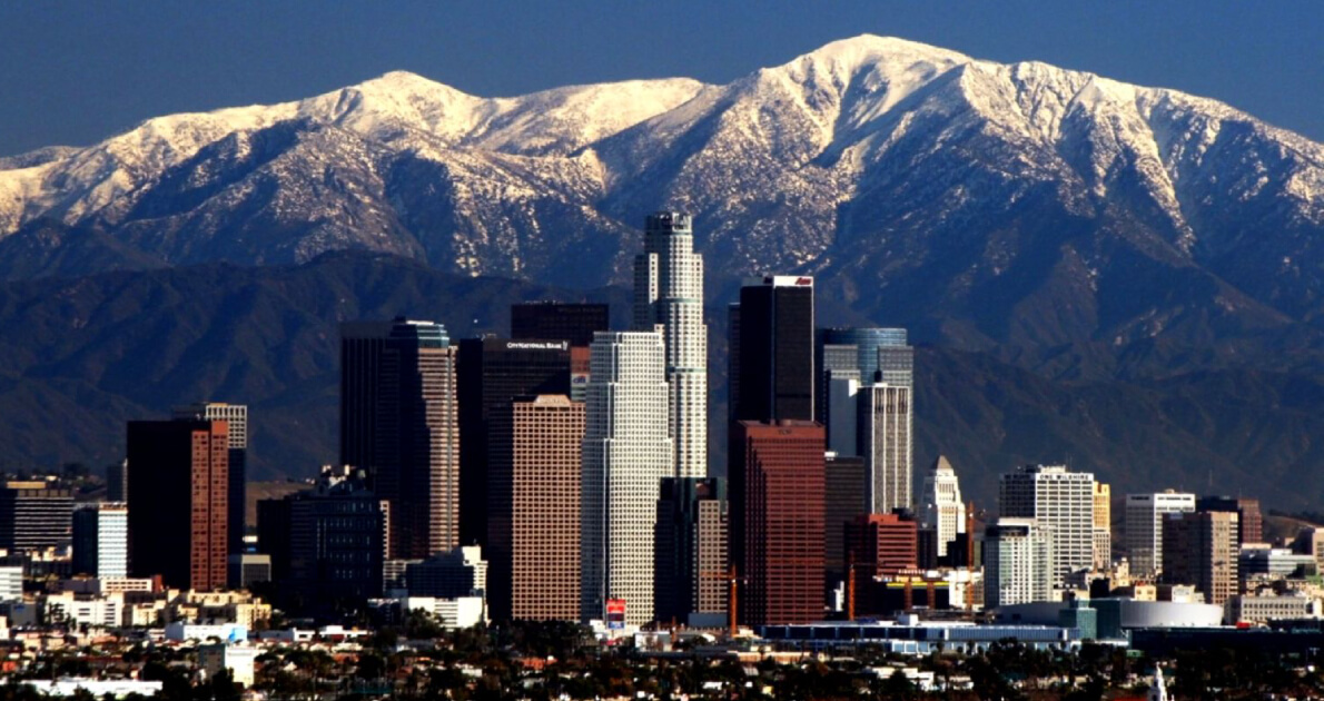 Los Angeles New Year Holiday Travel and Tour Package