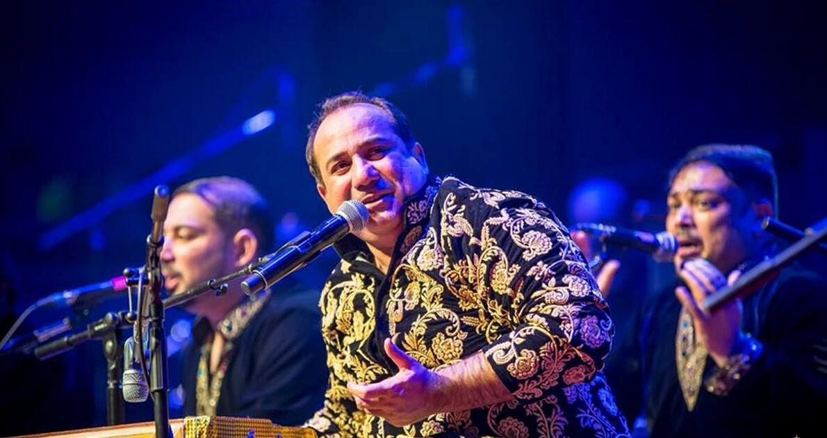 Mesmerizing Ustad Rahat Fateh Ali Khan Concert in Dubai