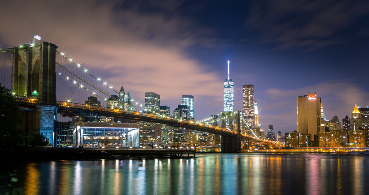 New York New Year Holiday Travel and Tour Package