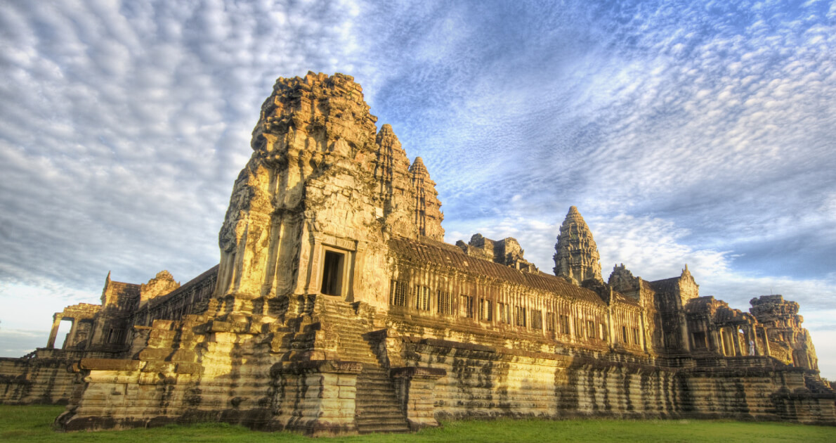 04 Days Cambodia New Year Holiday Travel & Tour Package
