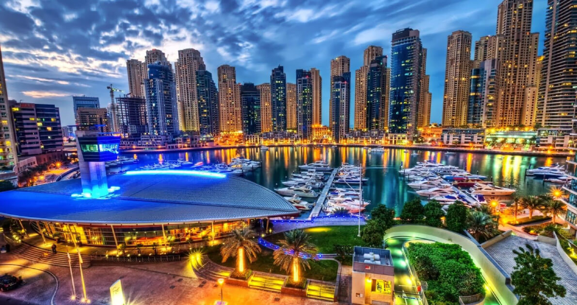 04 Days Dubai New Year Holiday Travel & Tour Package