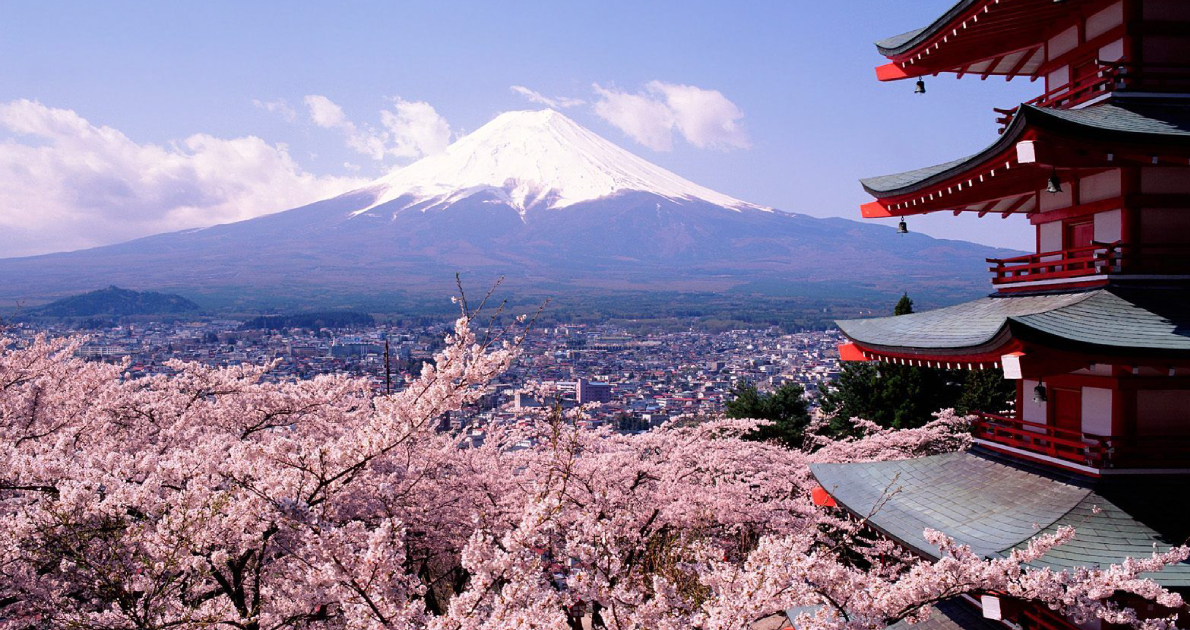 05 Days Japan Holiday Travel & Tour Package