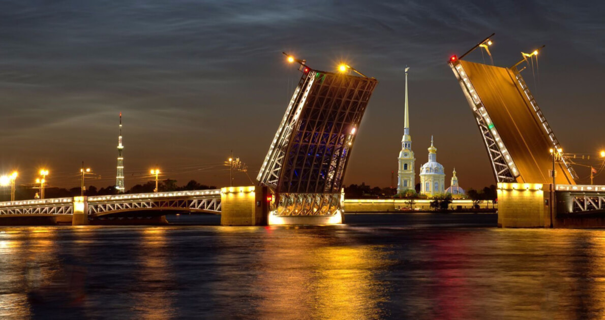 10 Days In Moscow+St. Peterburg Holiday Travel and Tour Package