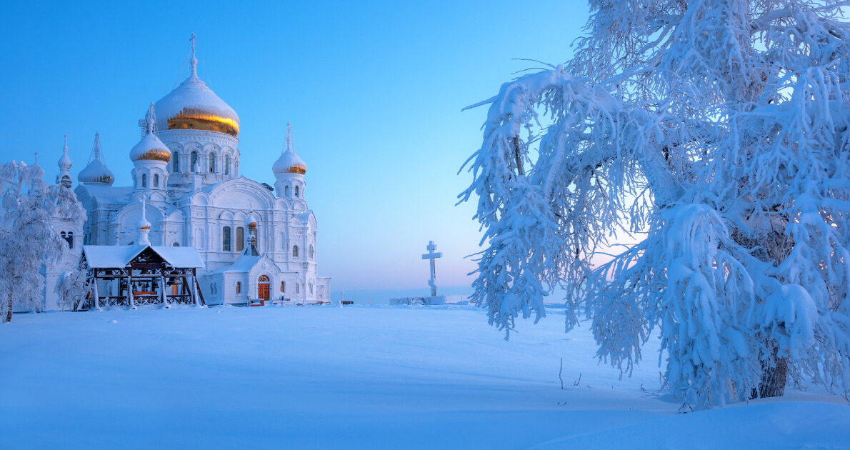3 Star 5 Days Russia Holiday Travel and Tour Package