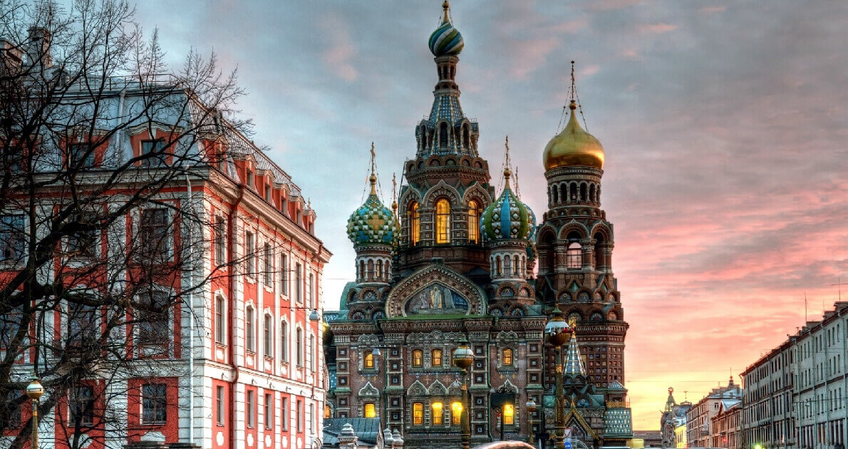 5 Days In St. Petersburg Holiday Travel and Tour Package