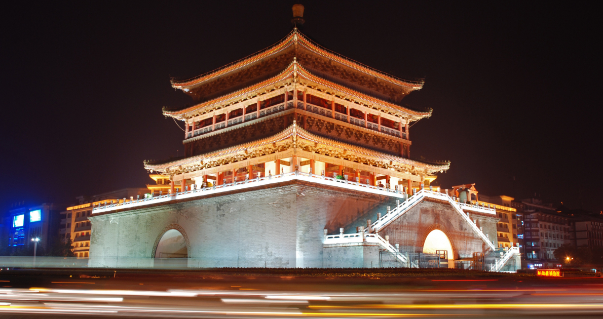 China – Xian 05 Days Holiday Travel & Tour Package