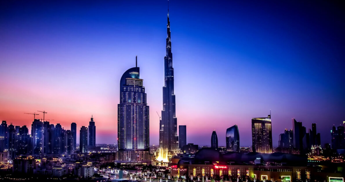 5* Dubai Holiday Travel & Tour Package