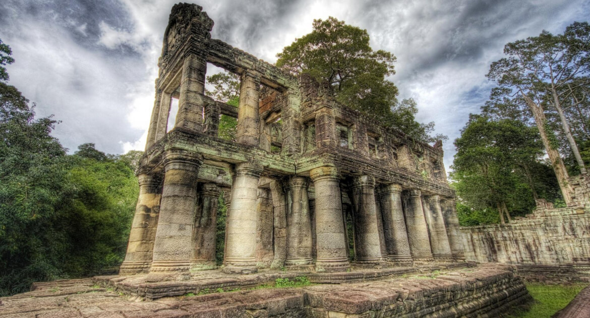 Cambodia – 05 Days Phnom Penh Holiday Travel & Tour Package