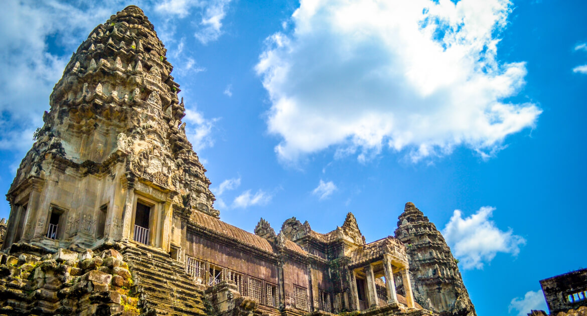 Cambodia – 05 Days Siem Reap Holiday Travel & Tour Package