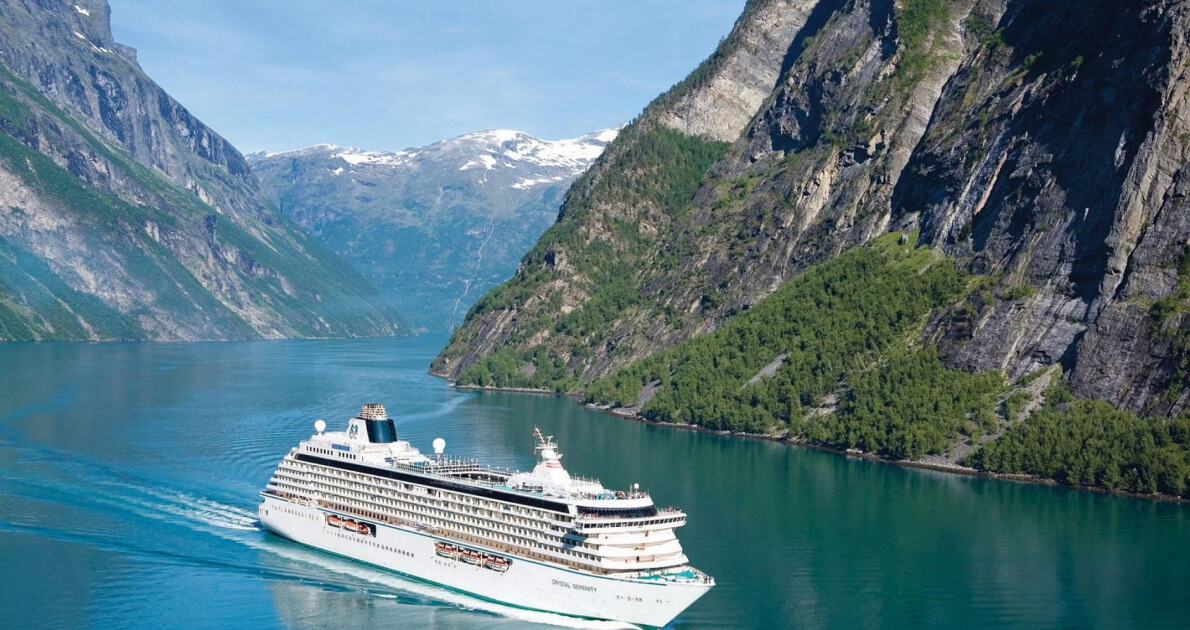 Far East Glorious Cruise Holiday Travel and Tour Package
