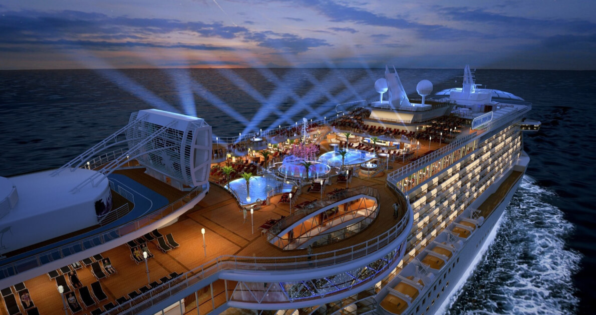Far East Super Cruise Holiday Travel and Tour Package