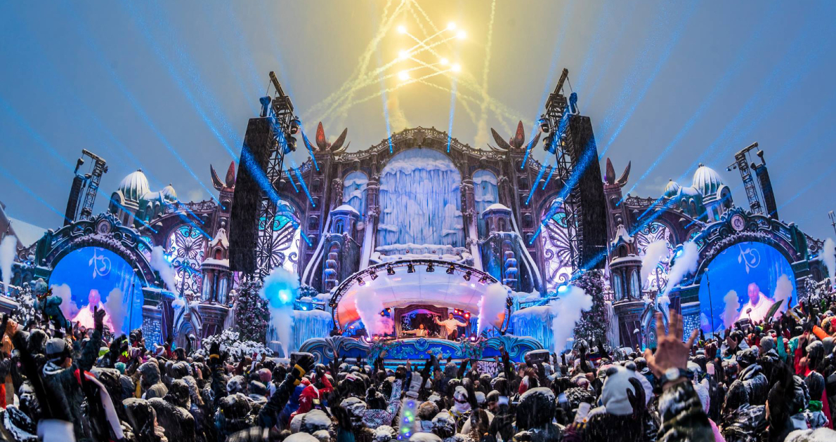 Tomorrowland Winter Holiday Travel & Tour Package 2020