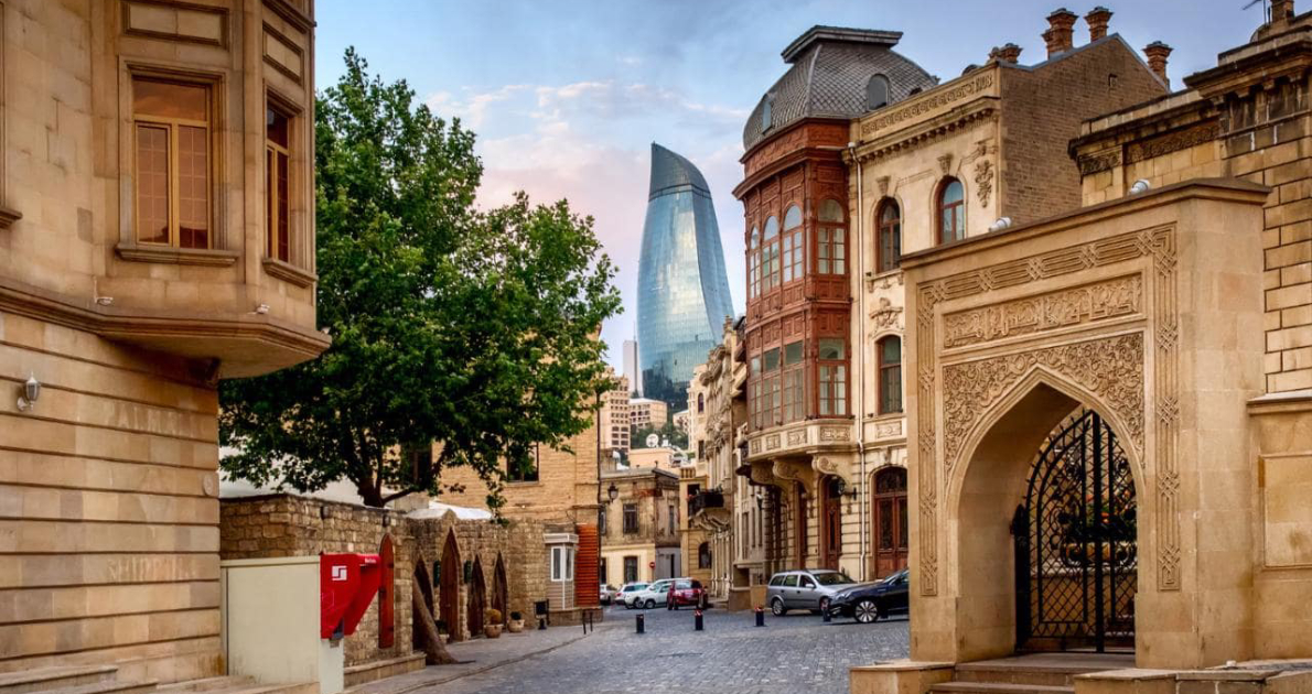 05 Days Azerbaijan Group Holiday Travel & Tour Package