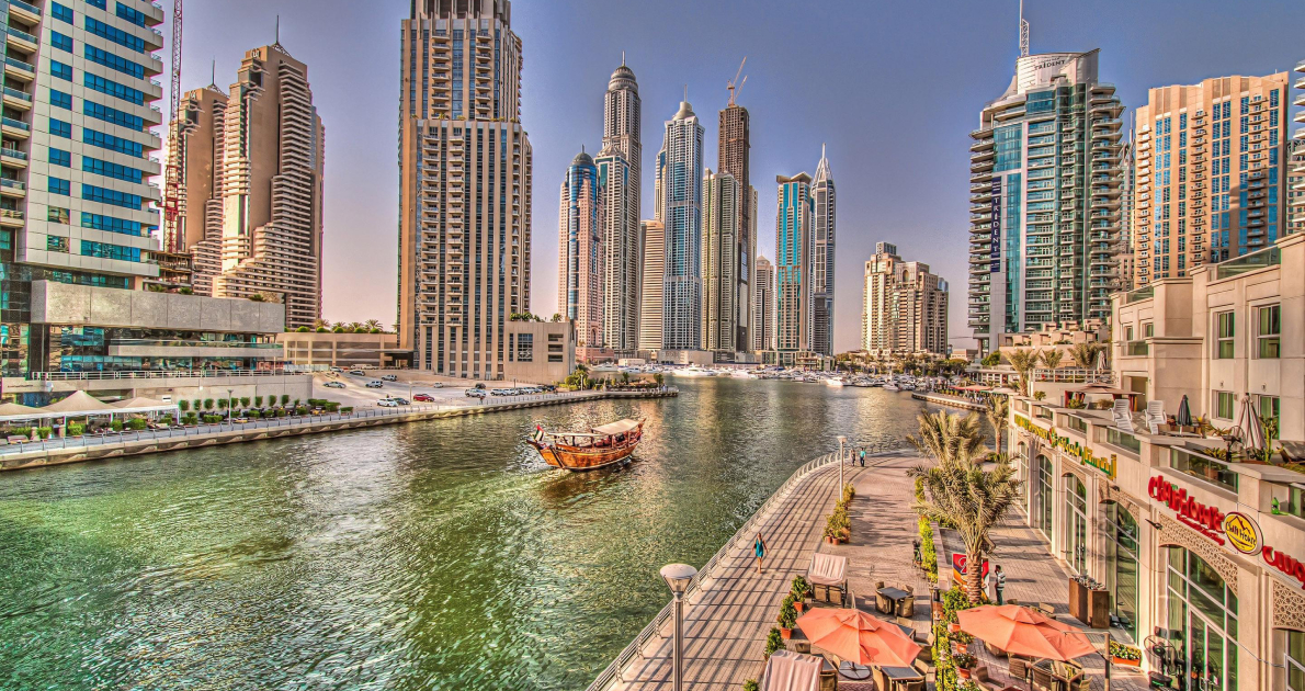 5* Honeymoon In Dubai Holiday Travel & Tour Package