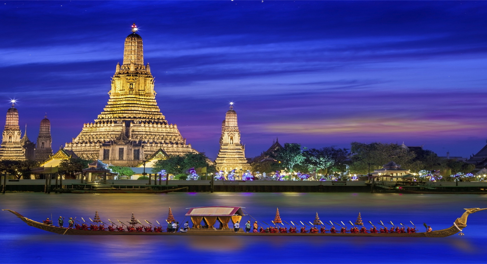 Glamorous Thailand Holiday Travel & Tour Package
