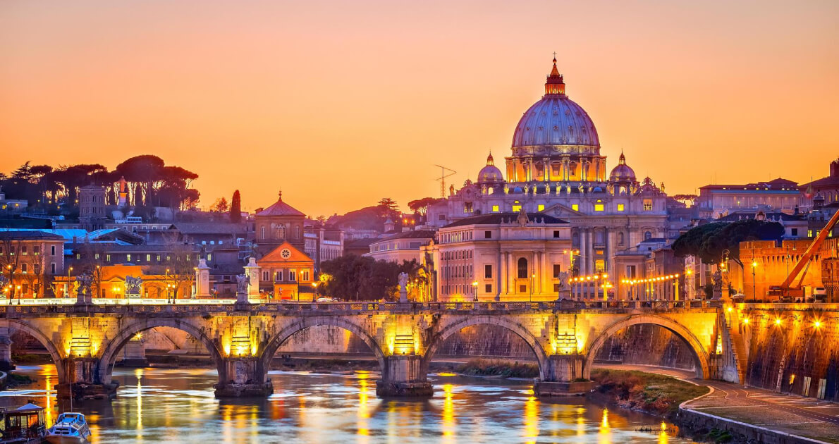 UEFA Euro 2020 Italy – Rome Holiday Travel & Tour Package