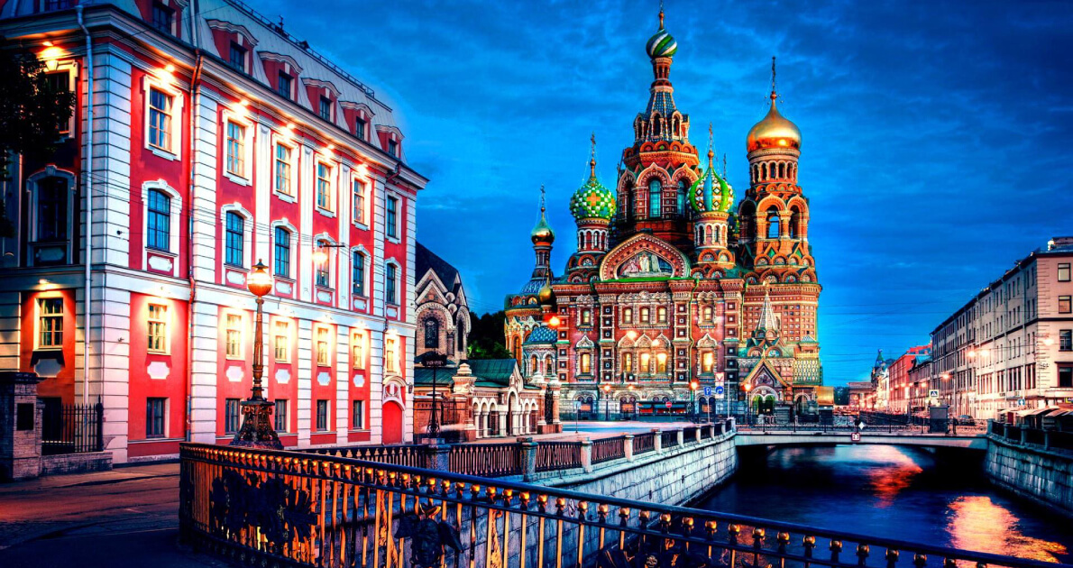 UEFA Euro 2020 Russia – Saint Petersburg Holiday Travel & Tour Package