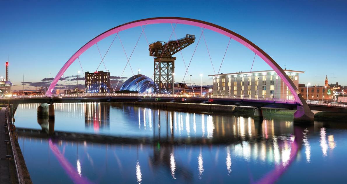 UEFA Euro 2020 UK- Glasgow Holiday Travel & Tour Package