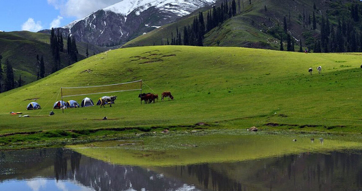 4 Days Shogran-siri paye & Naran Holiday Travel & Tour Package