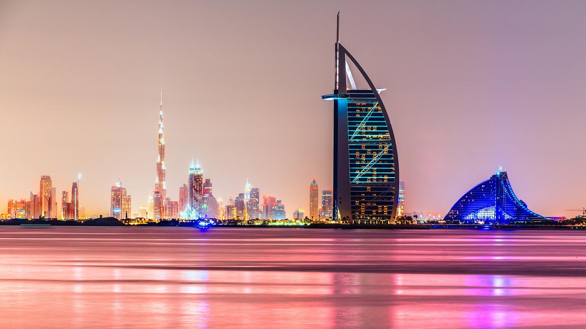 04 Days 5* Dubai Holiday Travel & Tour Package