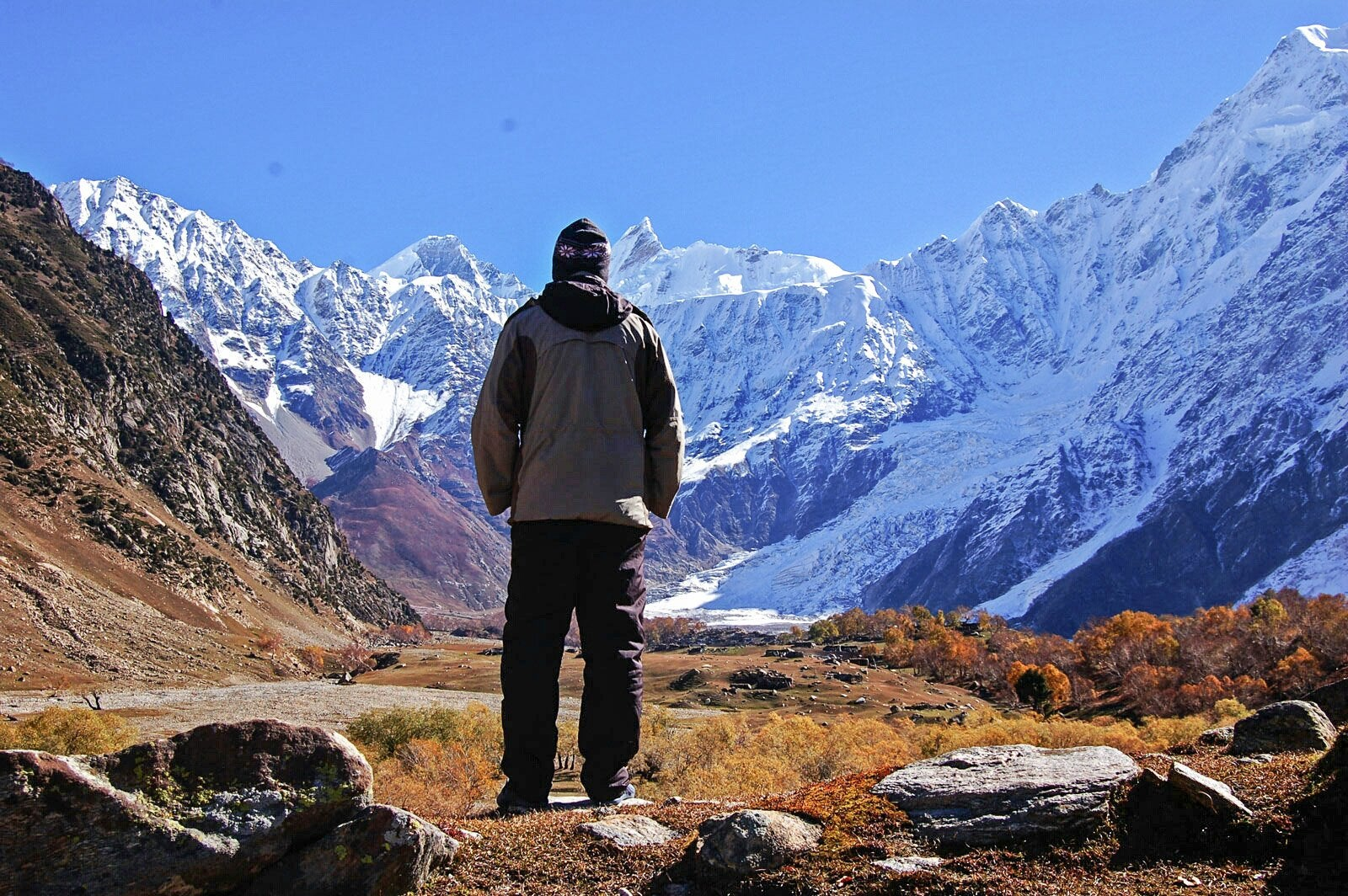 Trip to Haramosh Valley and Kutwal Lake Holiday Travel & Tour Package