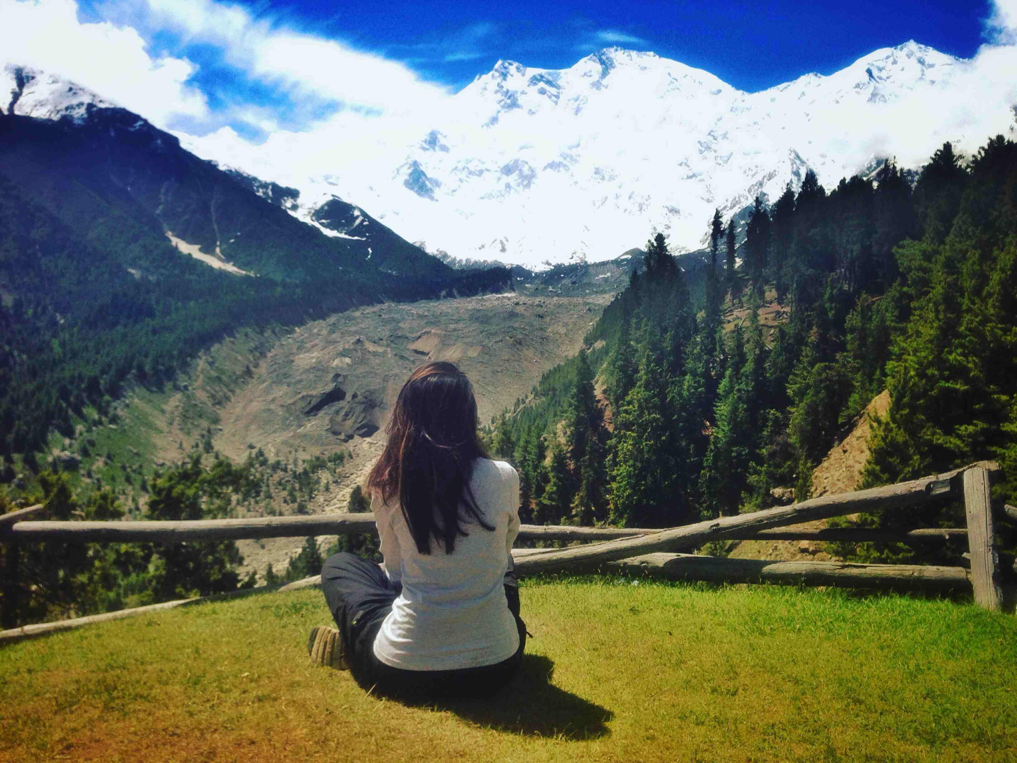 05 Days Tour to Fairy Meadows & Nanga Parbat Base Camp Holiday Travel & Tour Package