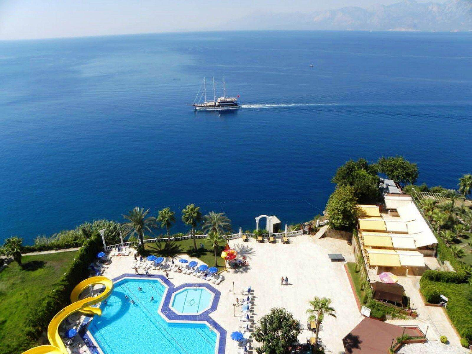 07 Days Turkey Luxurious Holiday Travel & Tour Package