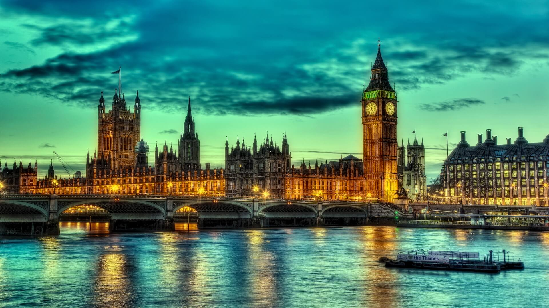 Discover UK-London Holiday Travel & Tour Package