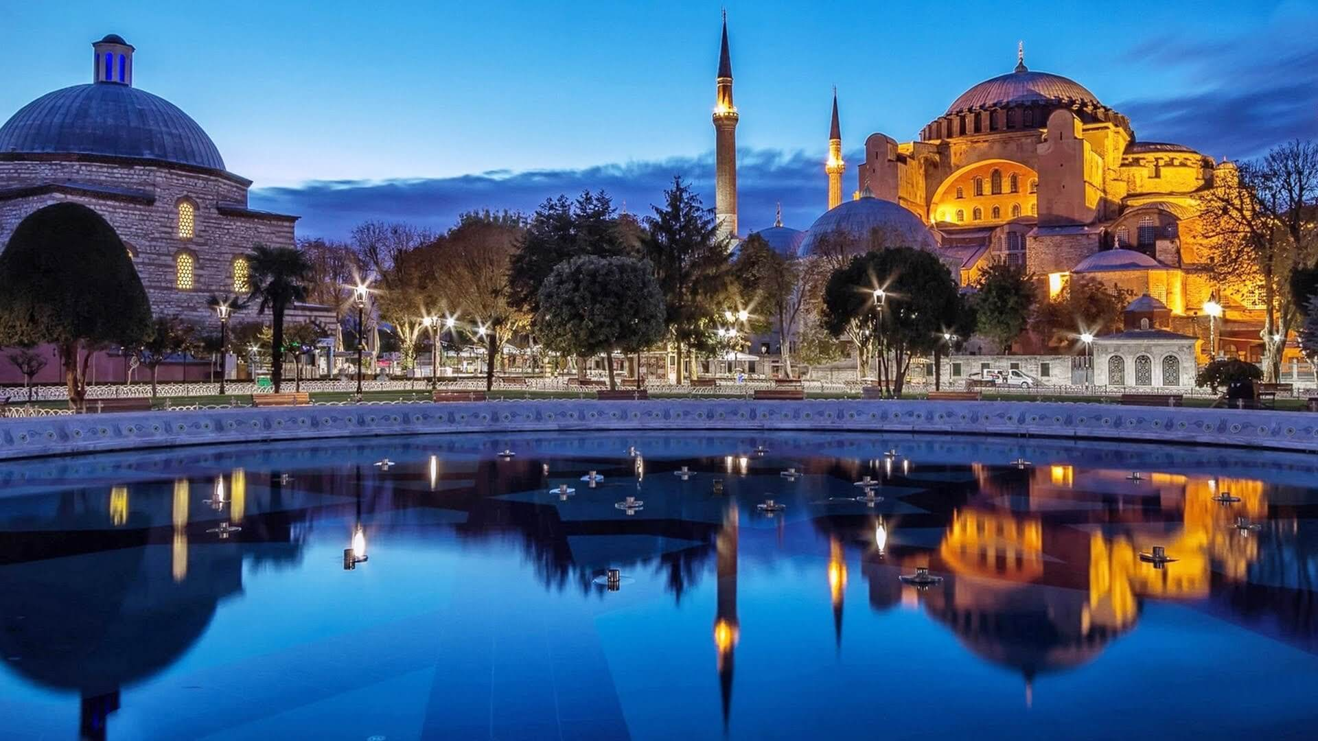 Istanbul Premium Holiday Travel & Tour Package
