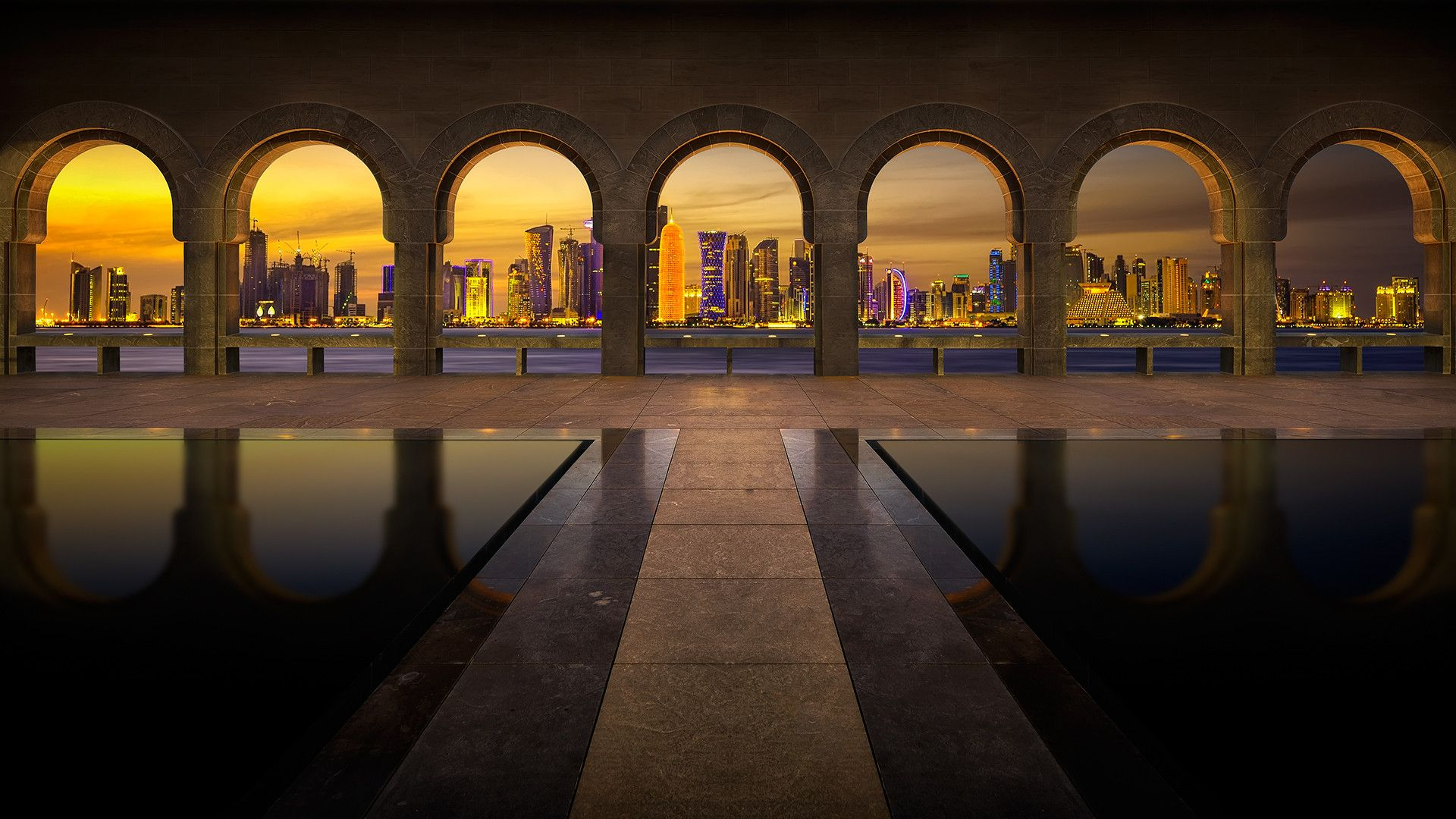 Doha- Qatar 04 Days Holiday Travel & Tour Package