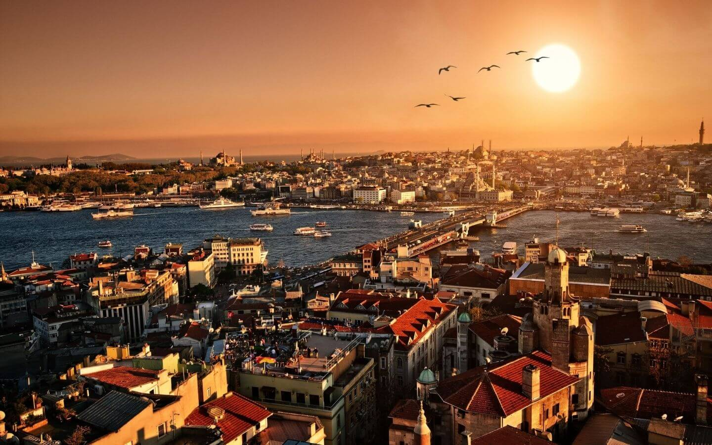 4* ISTANBUL Holiday Travel & Tour Package