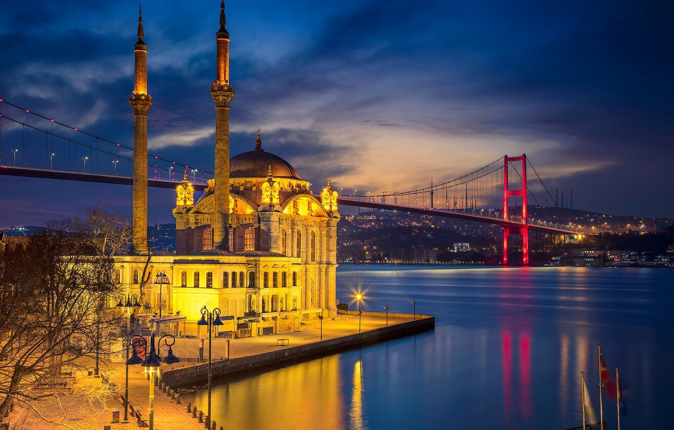 5 days In ISTANBUL Holiday Travel & Tour Package