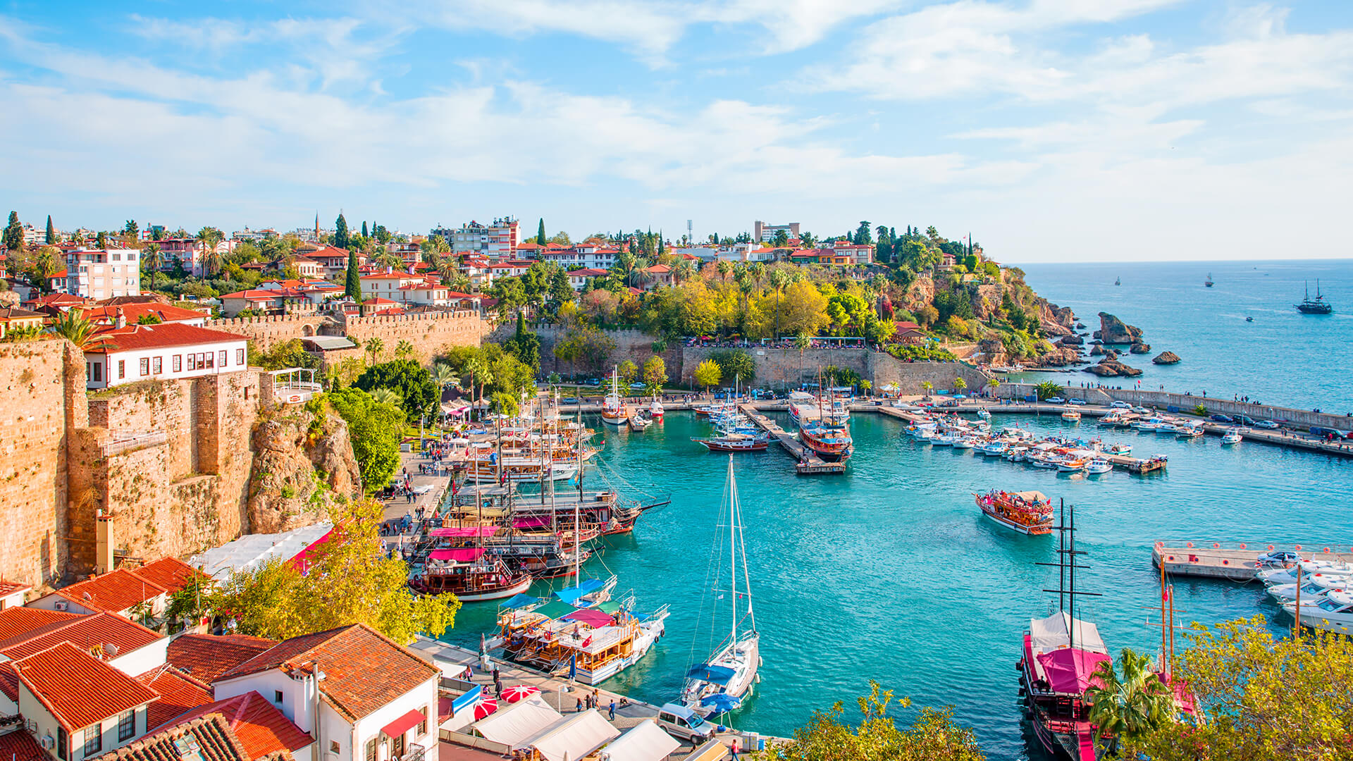 7 Days In ISTANBUL & ANTALYA Holiday Travel & Tour Package