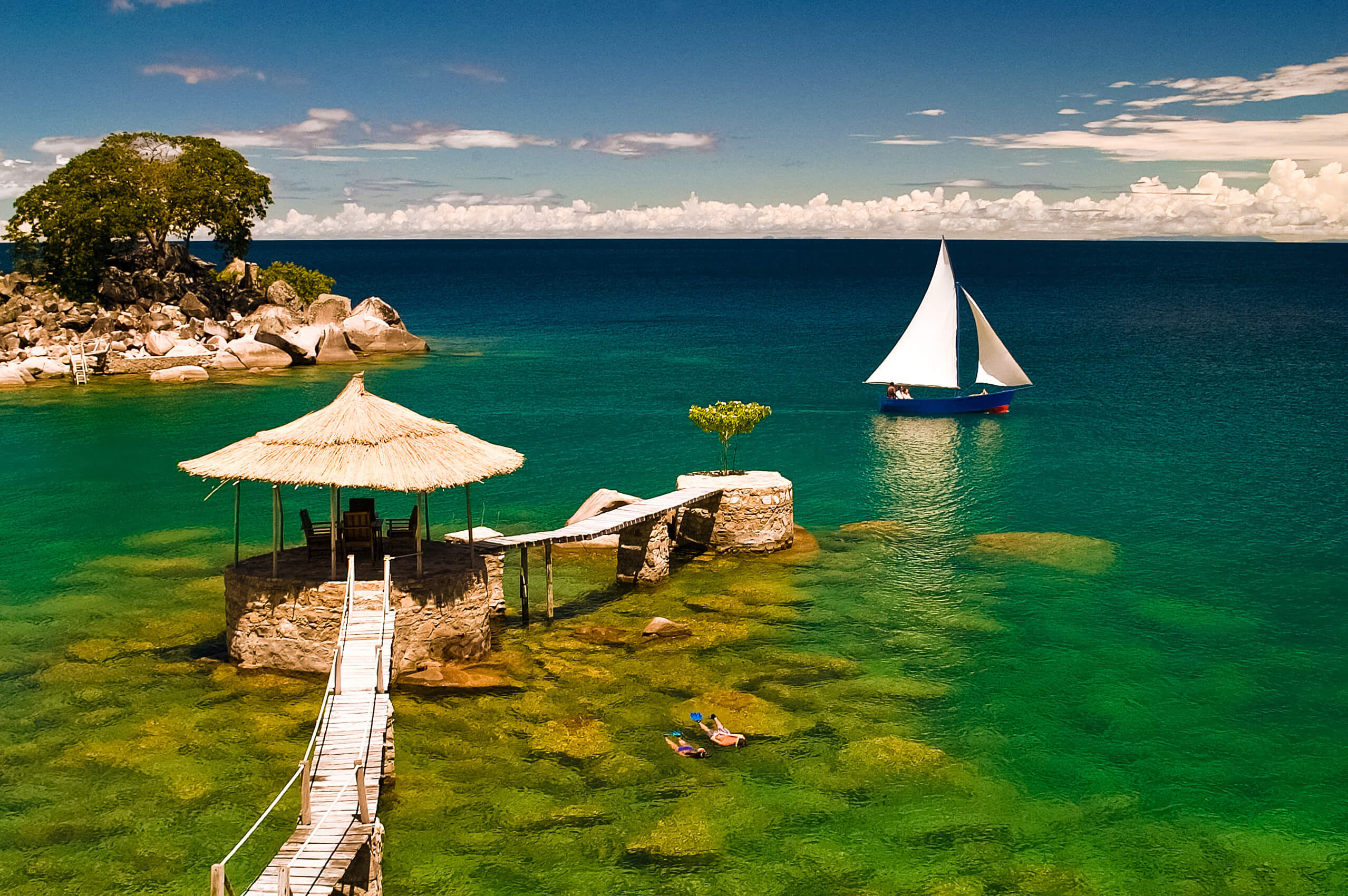 Honeymoon In MOZAMBIQUE_MAPUTO ISLAND Holiday Travel & Tour Package