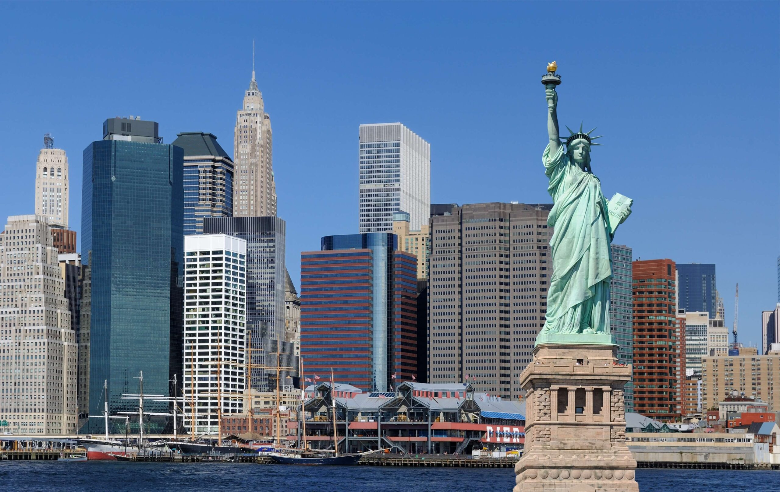 Honeymoon In USA-NEW YORK ISLAND Holiday Travel & Tour Package
