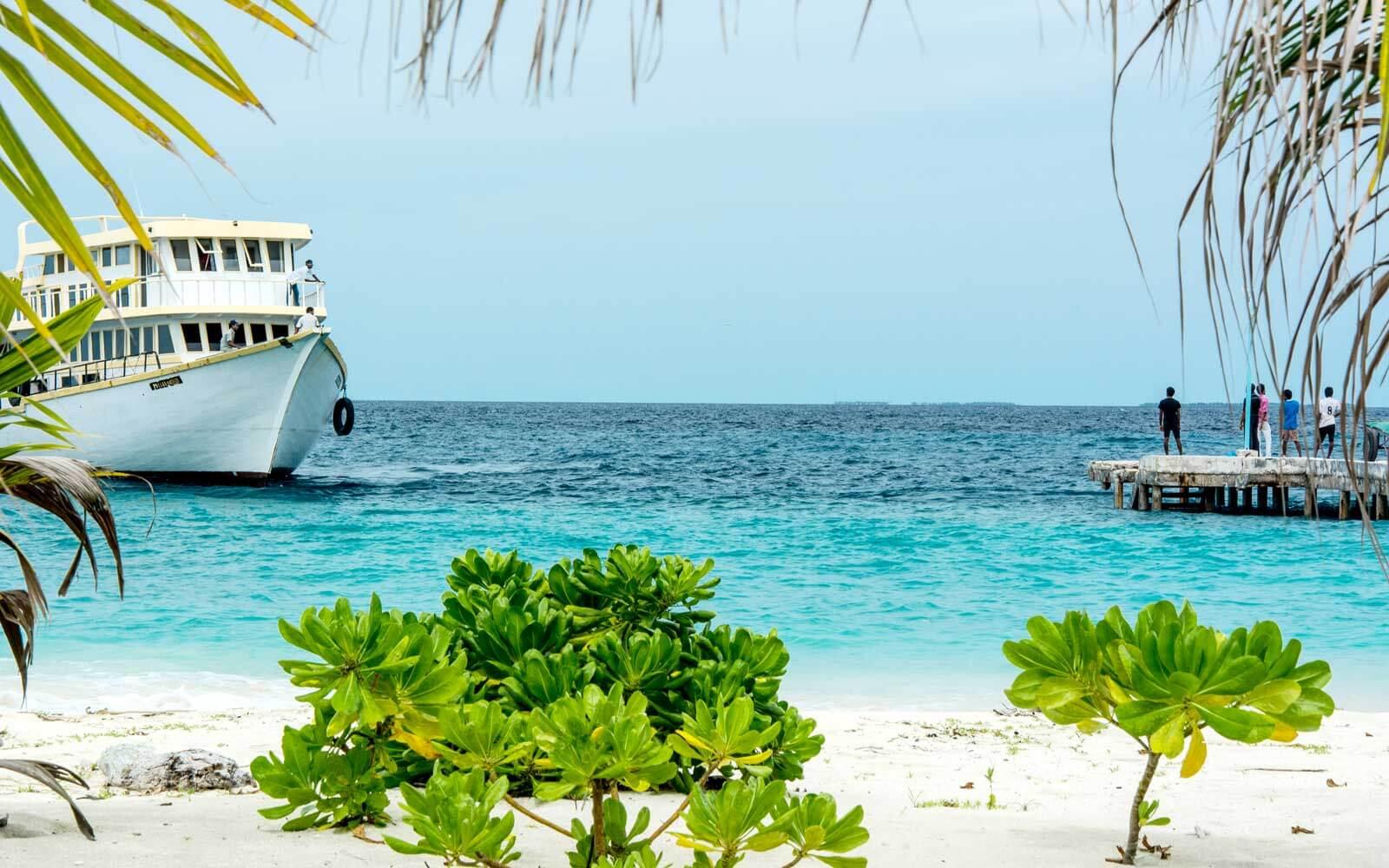 Honeymoon in Maldives-Maafushi island Holiday Travel & Tour Package